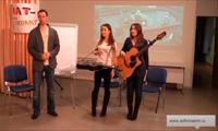 Тренинг с певицами СЕСТРЫ РАЗУМНЫЕ (1 ЧАСТЬ)