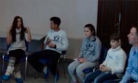 Тренинг с артистами театра и кино МУЦЕНИЕЦЕ, ПРИЛУЧНЫЙ (2 ЧАСТЬ)